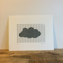 11x14 Cloud Prints