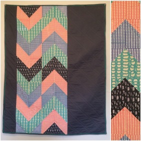 My Mom's quilt