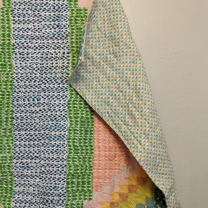 Baby Girl's quilt